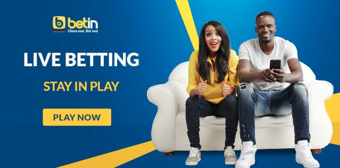 Betin live betting