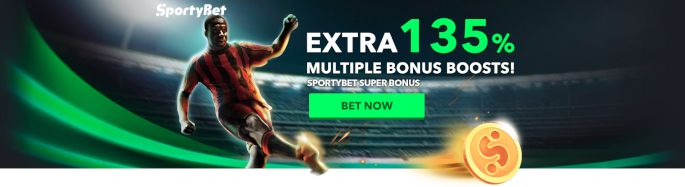 SportyBet multiple bonus boost