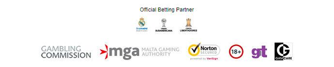 BetFair official betting partner