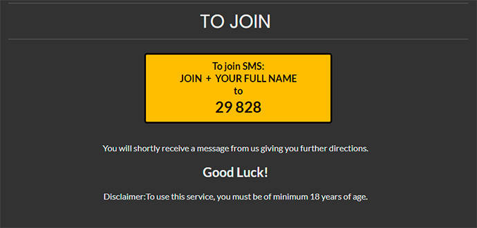 How to Register with Lucky2u Betting Site