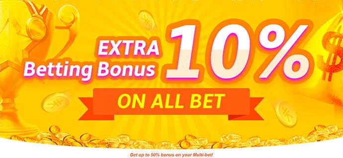 Powerbets Extra Betting Bonus